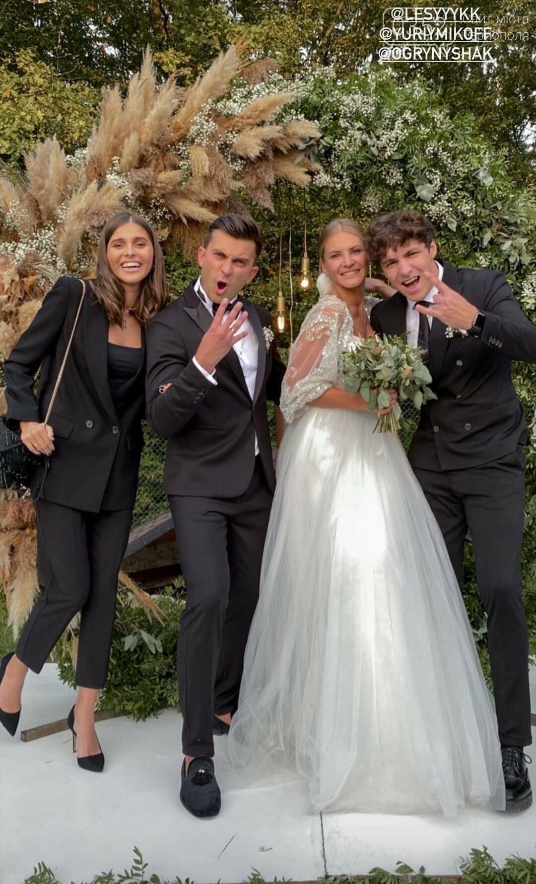 Одружився завидний тернопільський наречений (ФОТО), фото-2