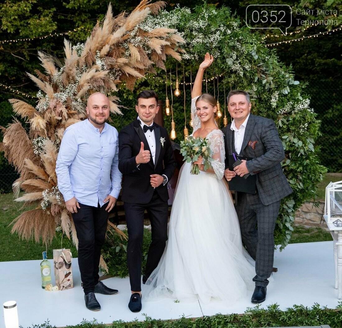 Одружився завидний тернопільський наречений (ФОТО), фото-1