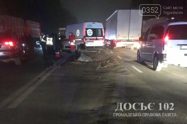 Одна людина загинула, двоє з травмами: наслідки ДТП на Тернопільщині, фото-2