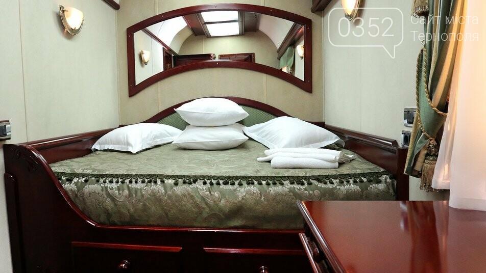 Проїзд для VIP: Укрзалізниця показала вагони з кондиціонерами, ванною і кімнатами для нарад, фото-7