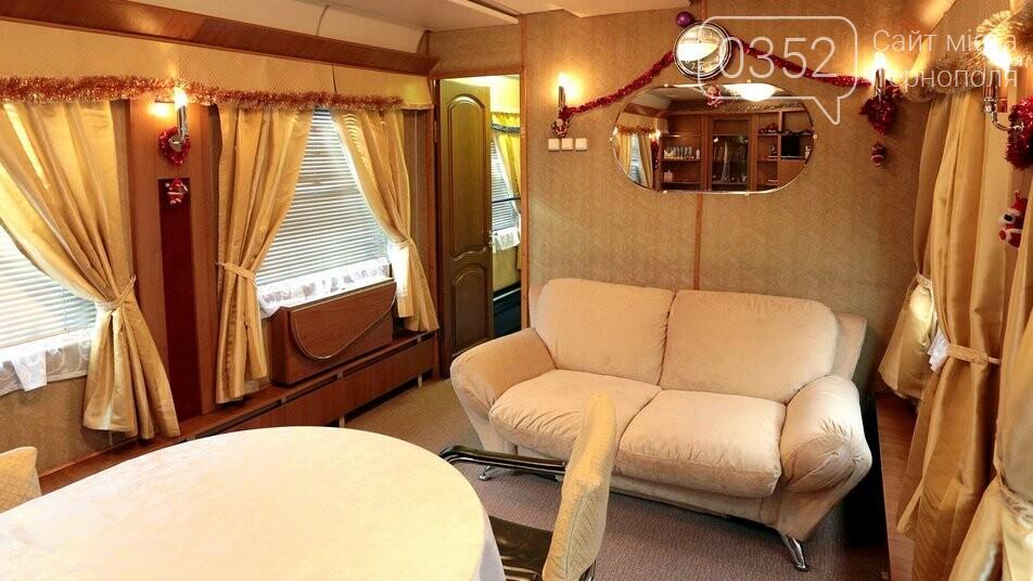 Проїзд для VIP: Укрзалізниця показала вагони з кондиціонерами, ванною і кімнатами для нарад, фото-4