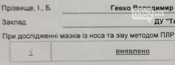 Депутат Верховної Ради  із Тернопільщини отримав позитивний тест на COVID-19 (ФОТО), фото-1