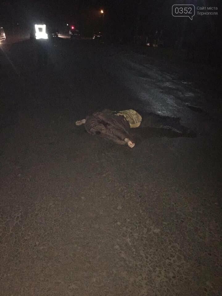 На Тернопільщині п'яний водій на бусі збив на смерть жінку (ФОТО, 18+), фото-2