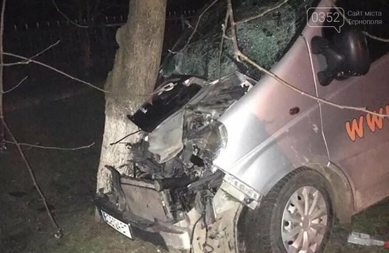На Тернопільщині п'яний водій на бусі збив на смерть жінку (ФОТО, 18+), фото-1