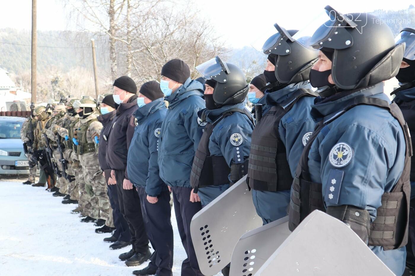 На Тернопільщині довелося визволяти заручника (ФОТО), фото-2