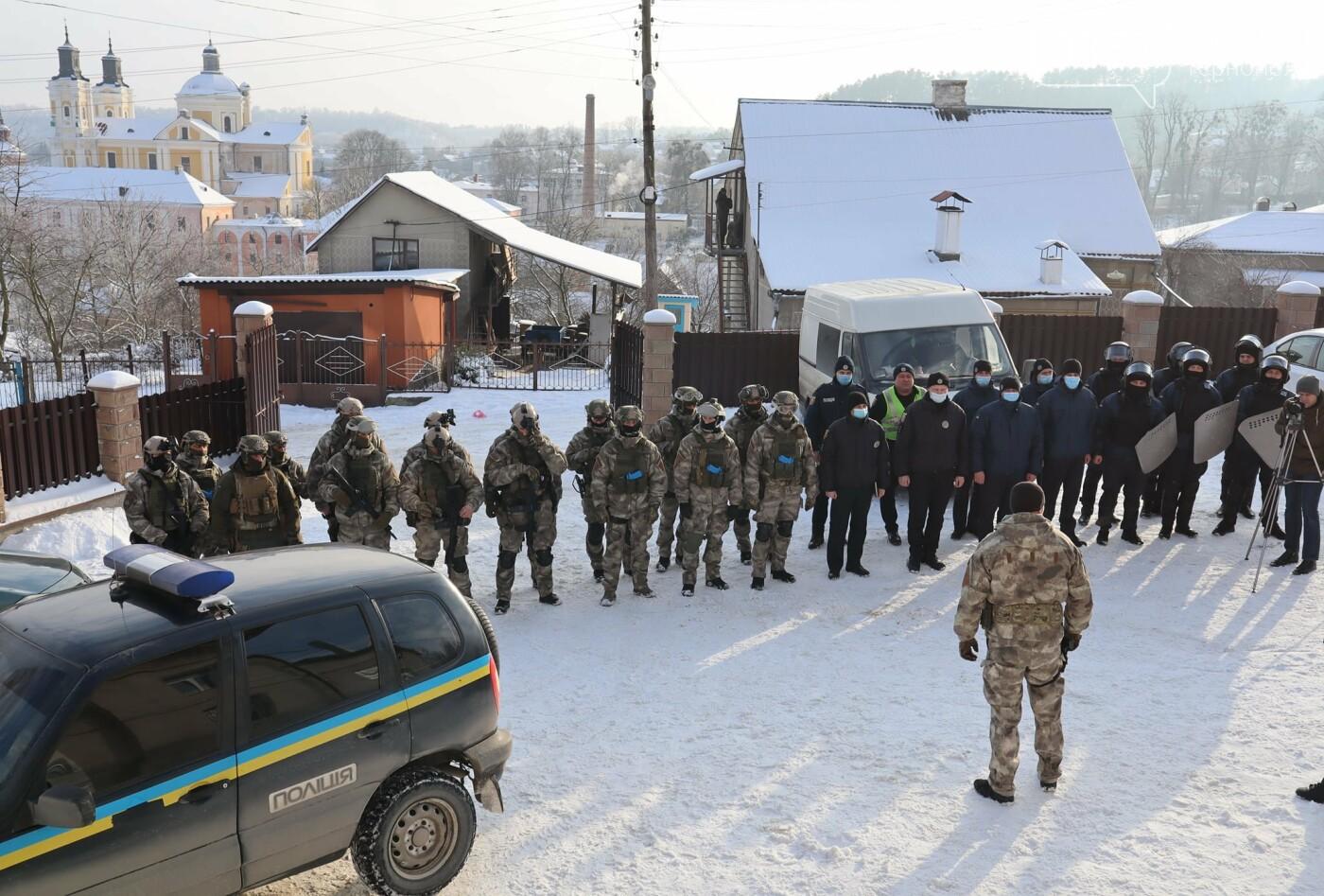 На Тернопільщині довелося визволяти заручника (ФОТО), фото-1
