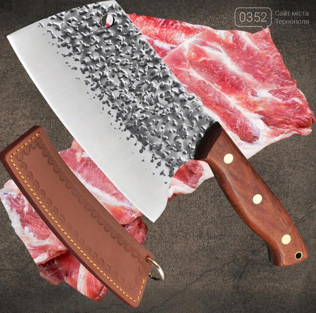 Ідеальний ніж для м'ясника: як підібрати?, фото-1