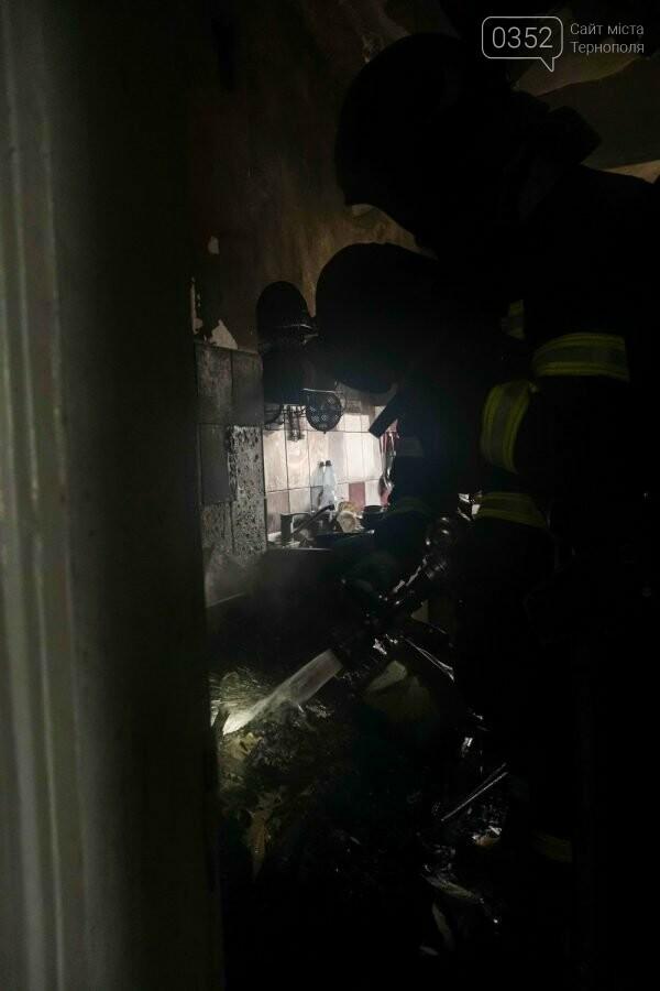 Евакуація в центрі Тернополя: рятувальники показали наслідки пожежі (ФОТО), фото-6