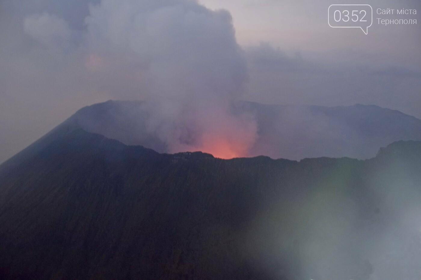 """""""Вражаюче"""": військовослужбовець з Тернополя показав один з найактивніших вулканів у світі (ФОТО), фото-3"""