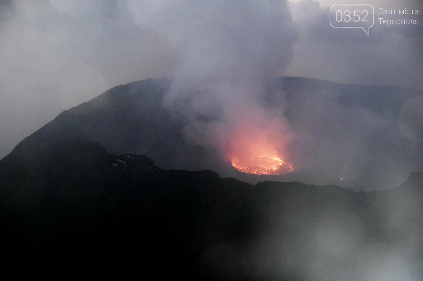 """""""Вражаюче"""": військовослужбовець з Тернополя показав один з найактивніших вулканів у світі (ФОТО), фото-1"""