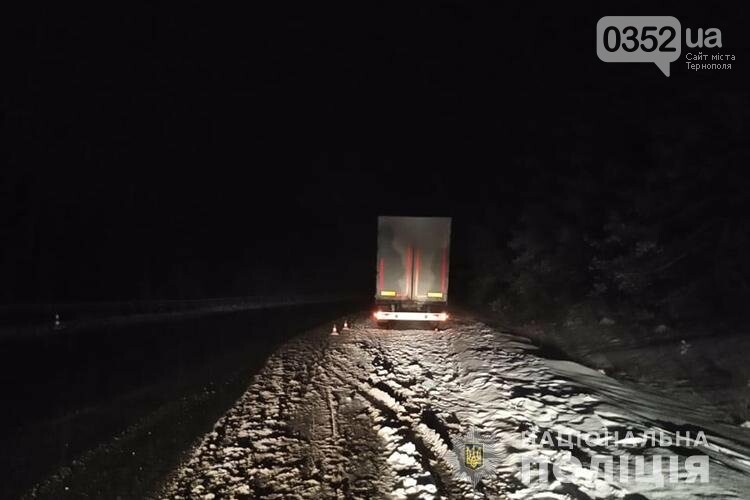 """""""Ланос"""" зіткнувся із вантажівкою: смертельна аварія на Тернопільщині (ФОТО), фото-2"""