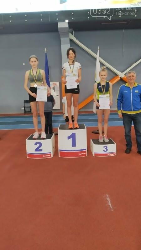 Спортсменка з Тернопільщини встановила новий рекорд області (ФОТО), фото-1