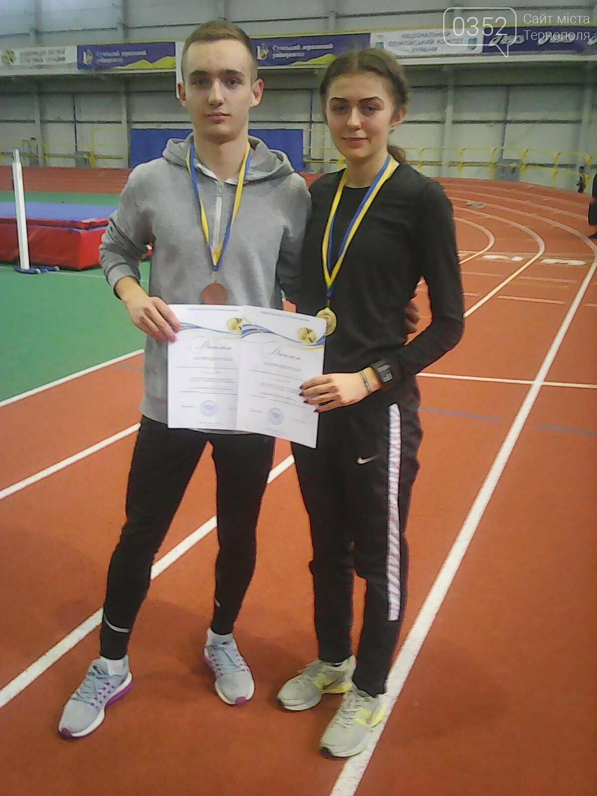 Спортсменка з Тернопільщини встановила новий рекорд області (ФОТО), фото-3