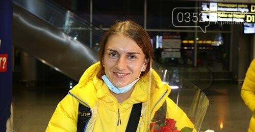 Спортсменка з Тернопільщини встановила новий рекорд області (ФОТО), фото-2
