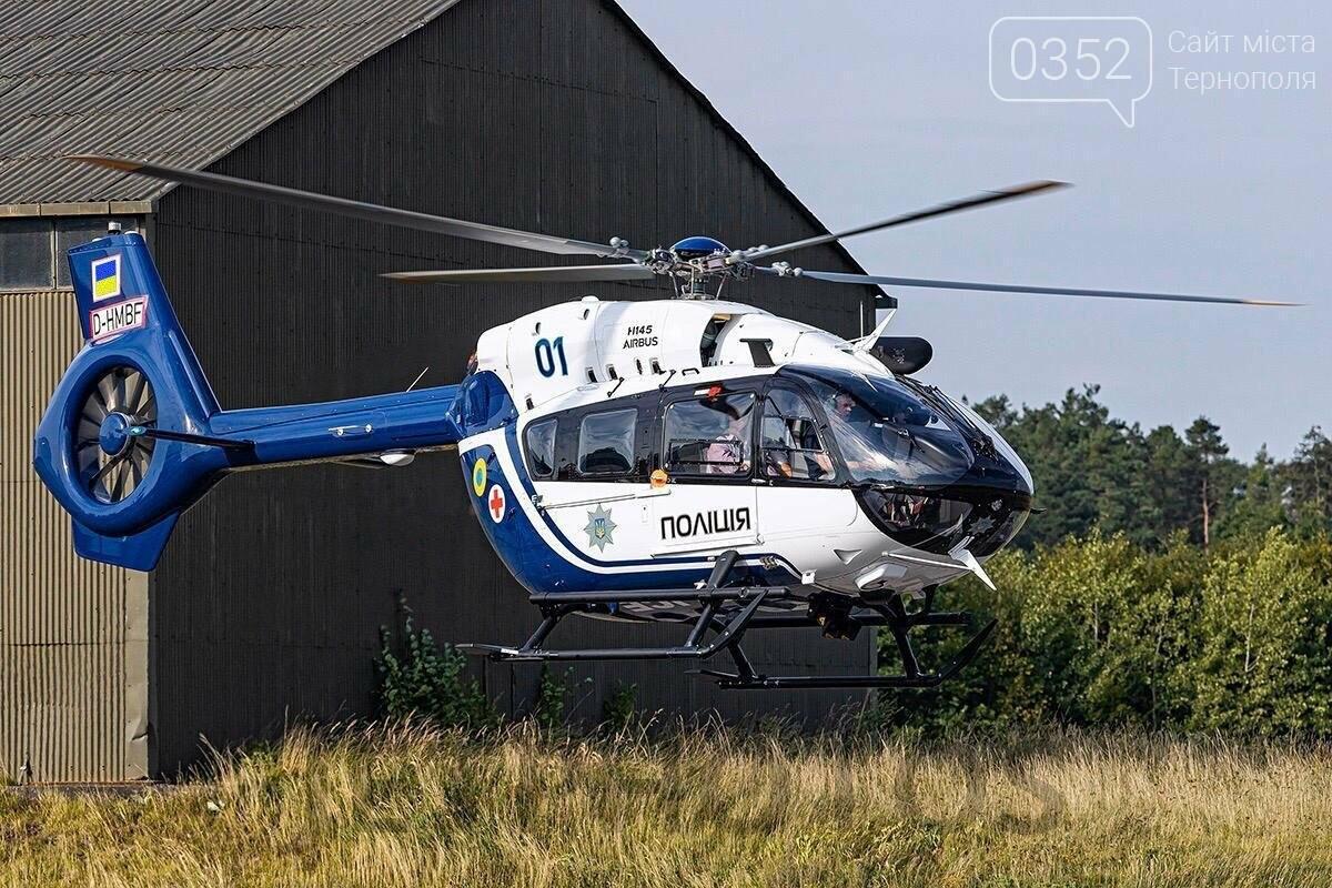 На Тернопільщині хворих із віддалених сіл доставлятимуть у лікарні гелікоптерами (ФОТО) , фото-3