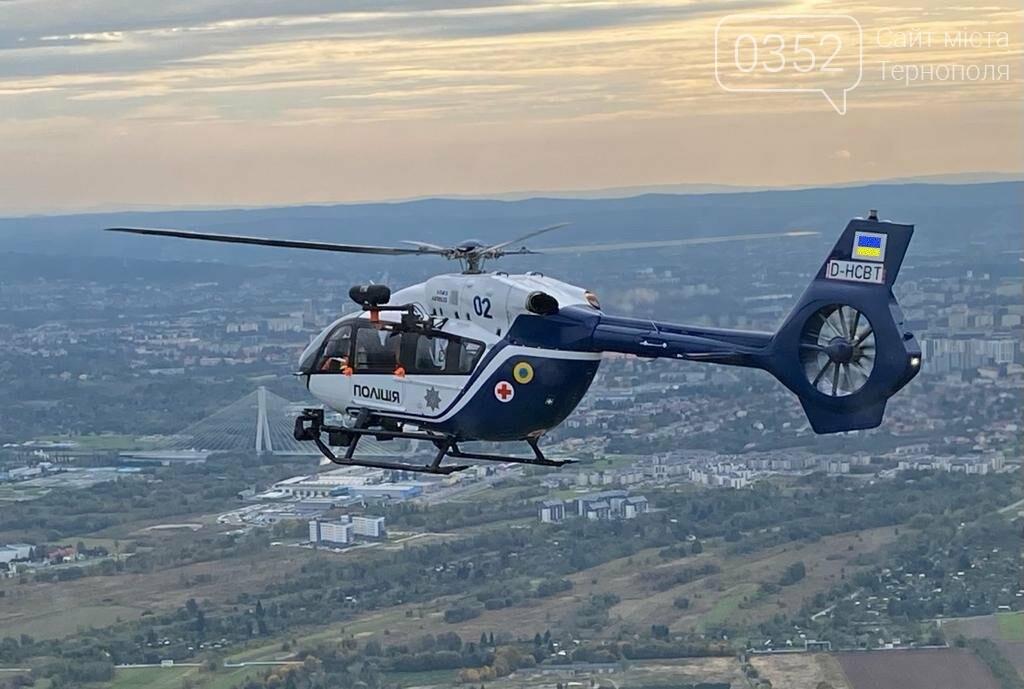 На Тернопільщині хворих із віддалених сіл доставлятимуть у лікарні гелікоптерами (ФОТО) , фото-1