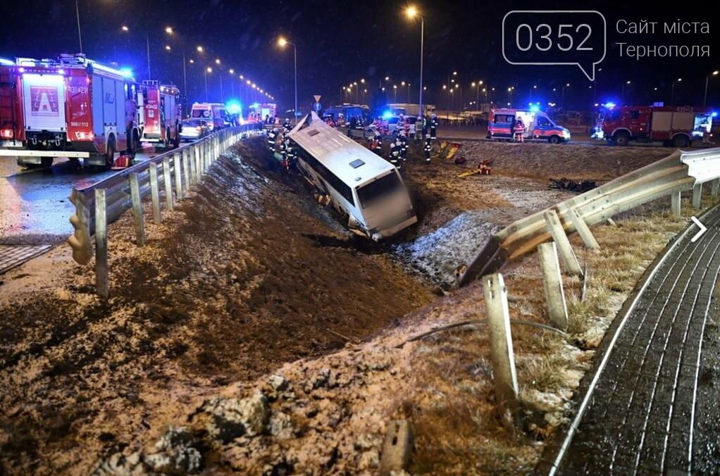 У Польщі зазнав аварії автобус з українцями: 1 загиблий, 4 постраждалих (ФОТО), фото-2