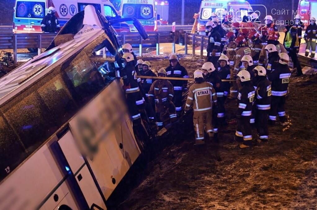 У Польщі зазнав аварії автобус з українцями: 1 загиблий, 4 постраждалих (ФОТО), фото-3