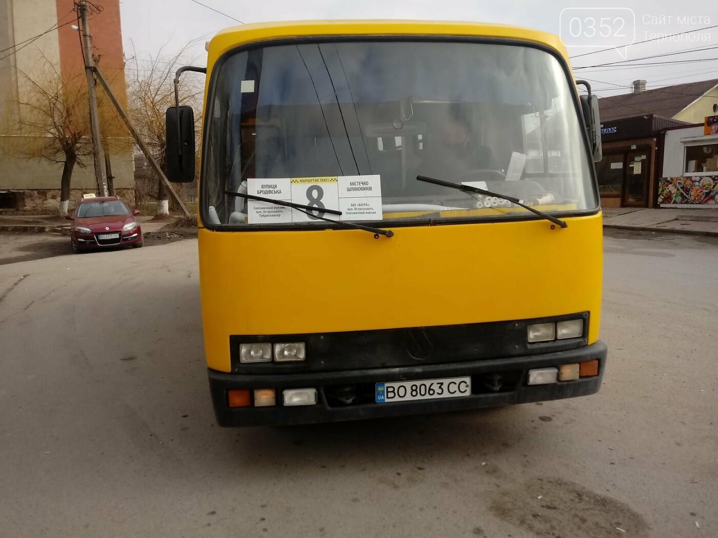 У Тернополі водій маршрутки відмовився везти двох школярок по посвідченнях (ФОТО), фото-2