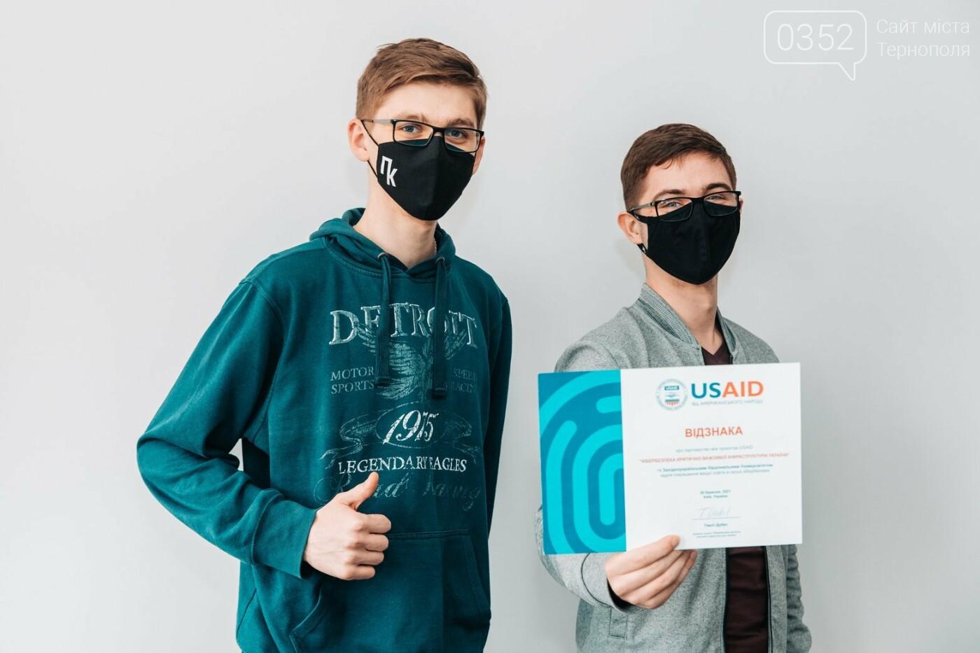 Класичний університет Тернополя – став партнером в проєкті USAID, фото-3