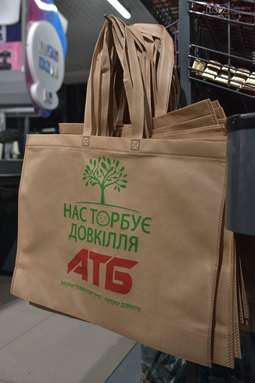 Найбільша торговельна мережа України «АТБ» впроваджує нову екоініціативу – пакети з кукурудзяного крохмалю, фото-4