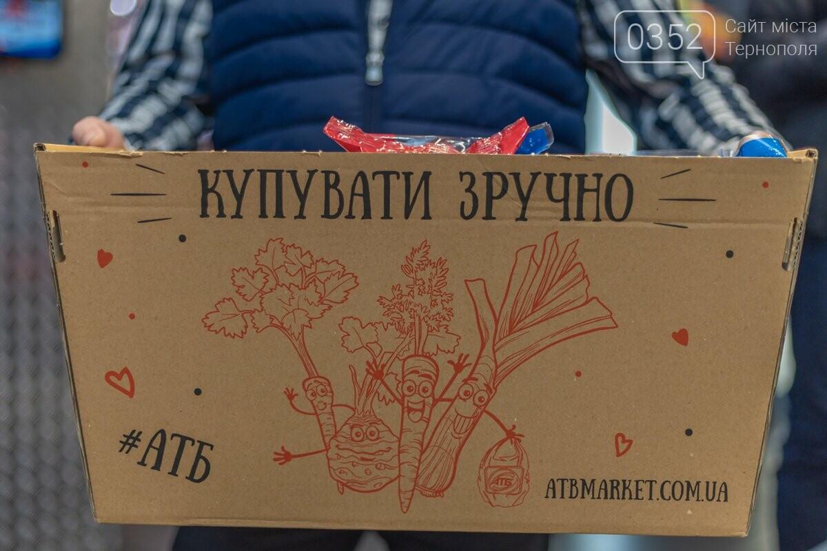 Найбільша торговельна мережа України «АТБ» впроваджує нову екоініціативу – пакети з кукурудзяного крохмалю, фото-7