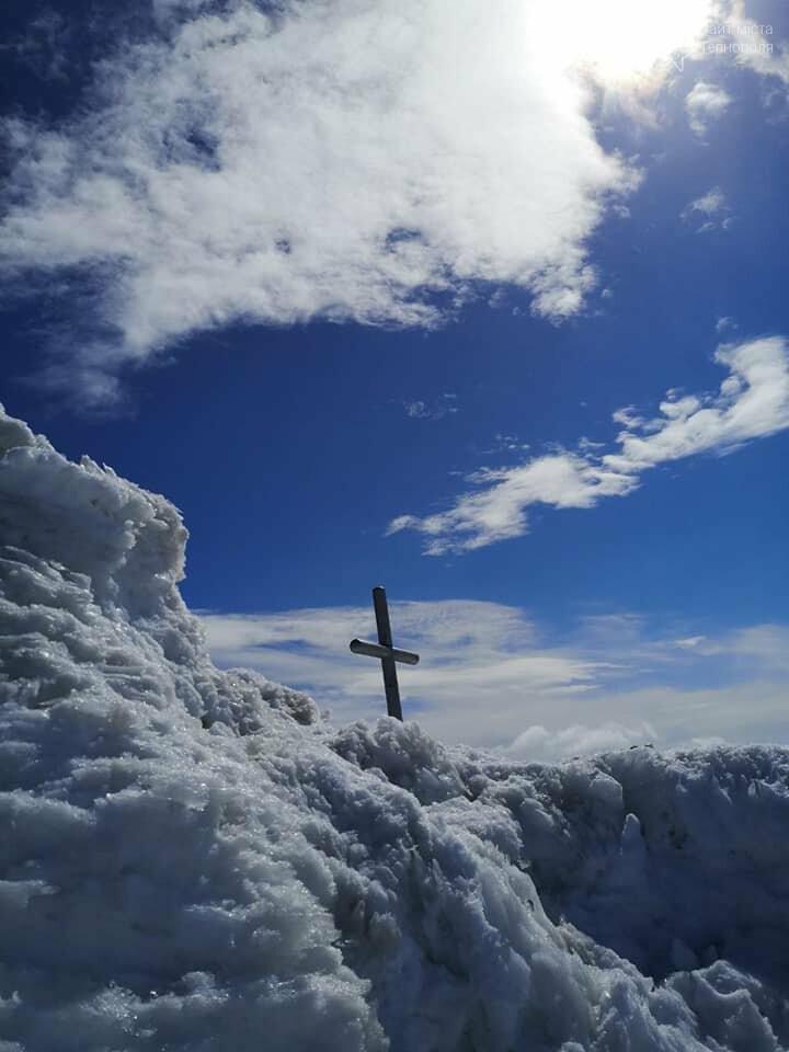 Альпіністка зробила фото з Говерли, від яких перехоплює подих (ФОТО), фото-1