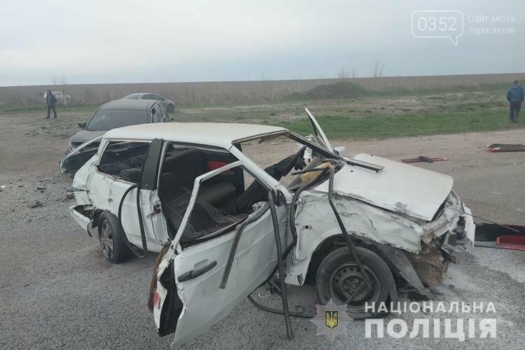 Травмувалась неповнолітня дівчина: чотири автомобілі зіткнулися на Тернопільщині (ФОТО), фото-2