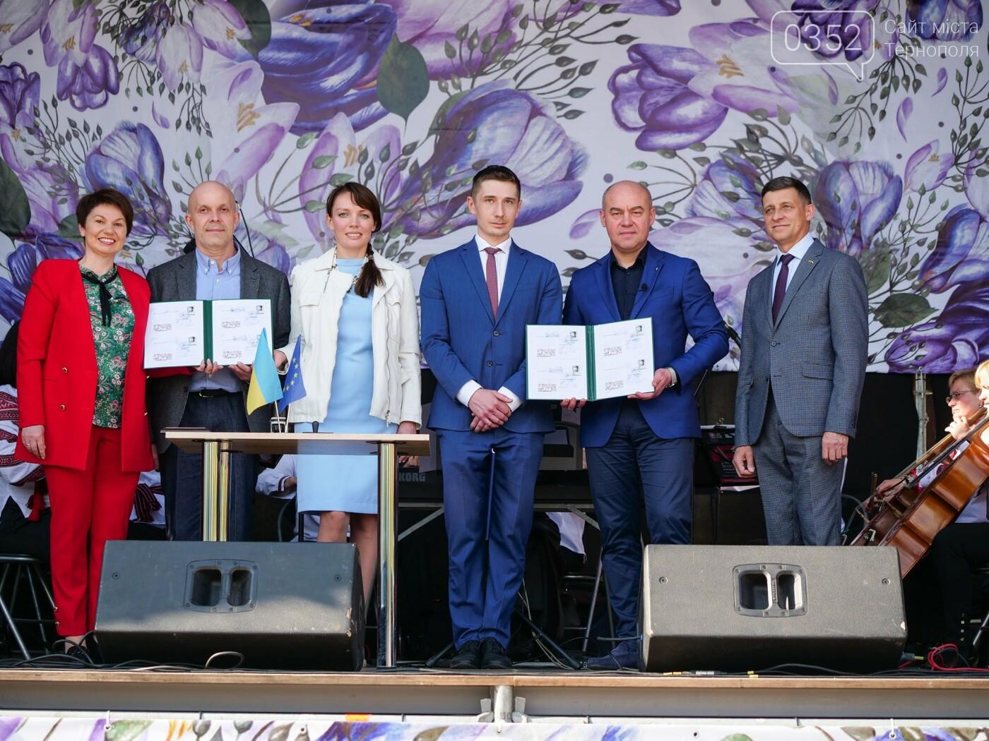 У Тернополі на Театральному майдані провели мистецьке свято «Україна - Європа»  (ФОТО), фото-3