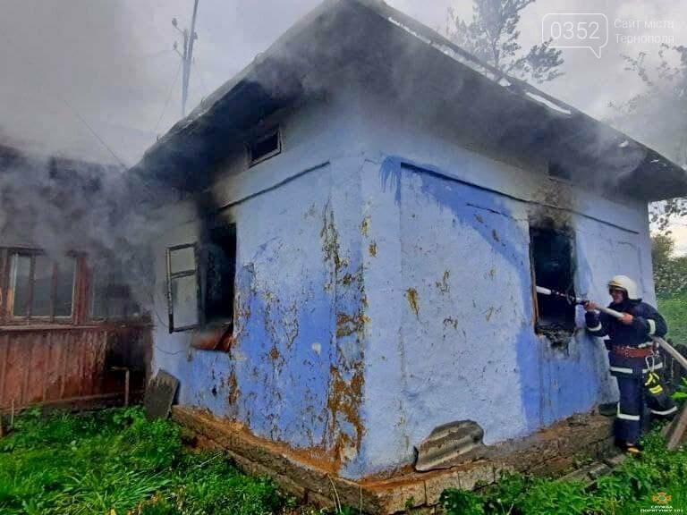 На Тернопільщині на згарищі виявили тіло чоловіка (ФОТО), фото-2