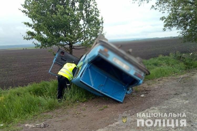 Керування автомобілем під дією алкоголю  - попередня причина ДТП на Тернопільщині (ФОТО), фото-1