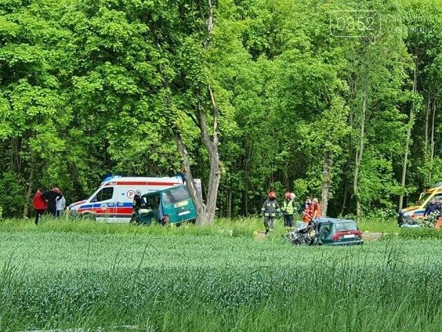 Мікроавтобус з українцями потрапив в смертельну ДТП в Польщі (ФОТО), фото-1
