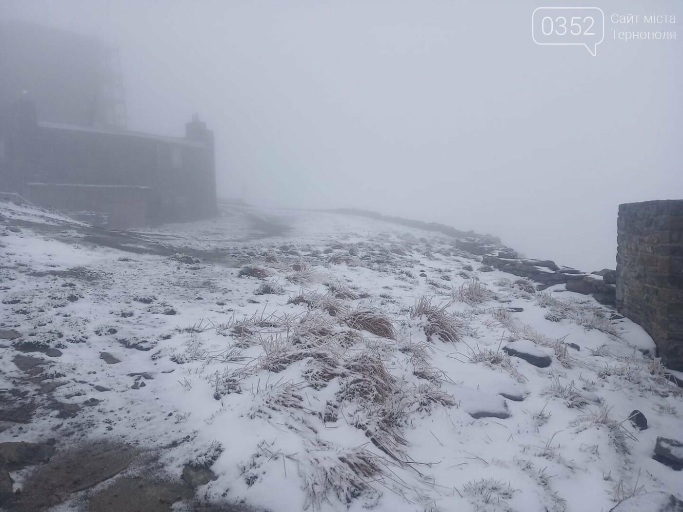 За день до літа у Карпати повернулася зима (ФОТО), фото-1