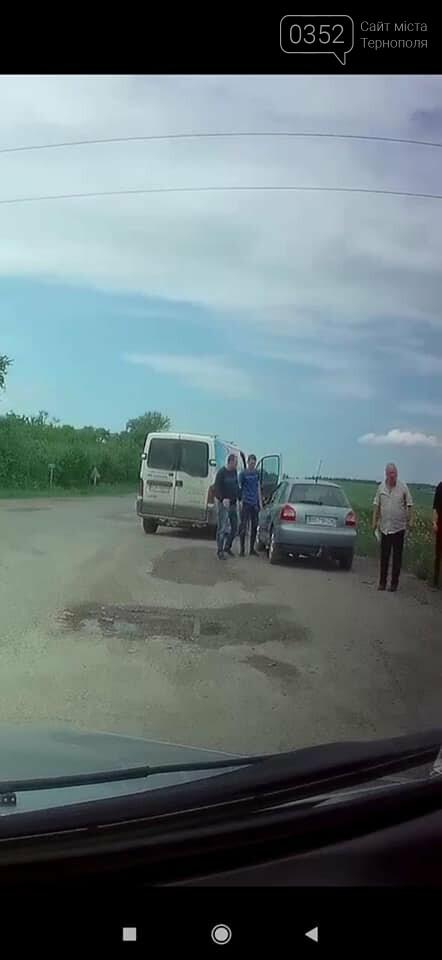 """""""Полювання"""" на призовника закінчилось залякуванням та пошкодженим автомобілем (ФОТО), фото-4"""