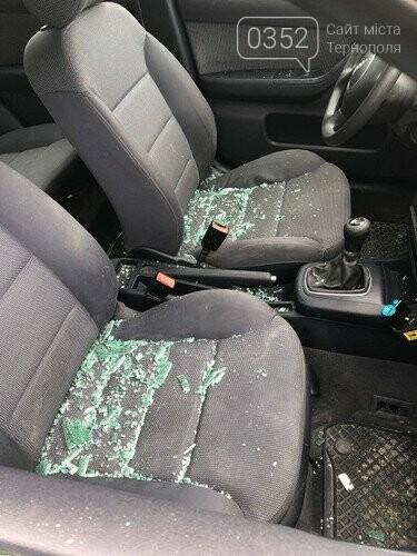 """""""Полювання"""" на призовника закінчилось залякуванням та пошкодженим автомобілем (ФОТО), фото-3"""