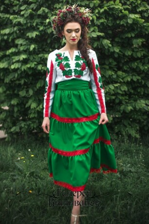 Галерея вишиванок - магазин української вишивки 728cbf89867cb