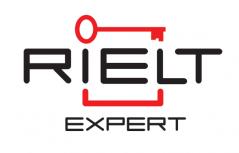 Логотип - РІЕЛТ ЕКСПЕРТ, агенція нерухомості в Тернополі