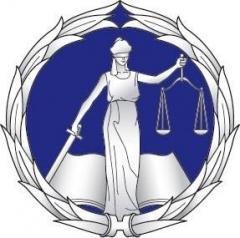 Логотип - Юридичний супровід, адвокат, юрист Тернопіль