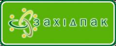 Логотип - Західпак, виготовлення пакетів та упаковок Тернопіль