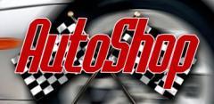 Логотип - AUTOSHOP (автошоп), автозапчастини в Тернополі