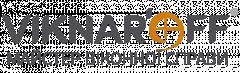 Логотип - Viknar'off, (Вікнар'off), виробник вікон і дверей Тернопіль