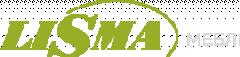 Логотип -  Лісма, виробник м'яких меблів в Тернополі