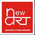 Логотип - «New Art»  Дизайн - Студія Меблів на замовлення