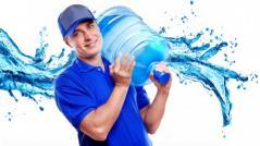 Логотип - Джерельна свіжість, доставка води Тернопіль, вода із Зарваниці