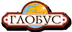 Логотип - Глобус, Готель в Тернополі