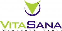 Логотип - Медичний центр Віта Сана Тернопіль