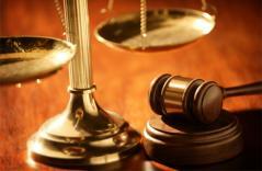 Логотип - Адвокат: кваліфікована правова допомога в будь-якій галузі права Тернопіль