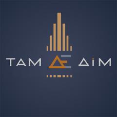 Логотип - Там Де Дім, будівельна компанія Тернопіль