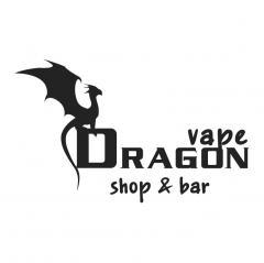 Логотип - Dragon Vape™ Shop & Bar   магазин електронних сигарет