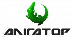 Логотип - Алігатор, готельно-розважально-оздоровчий комплекс Тернопіль